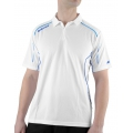 Babolat Polo Match Core 2014 weiss Herren